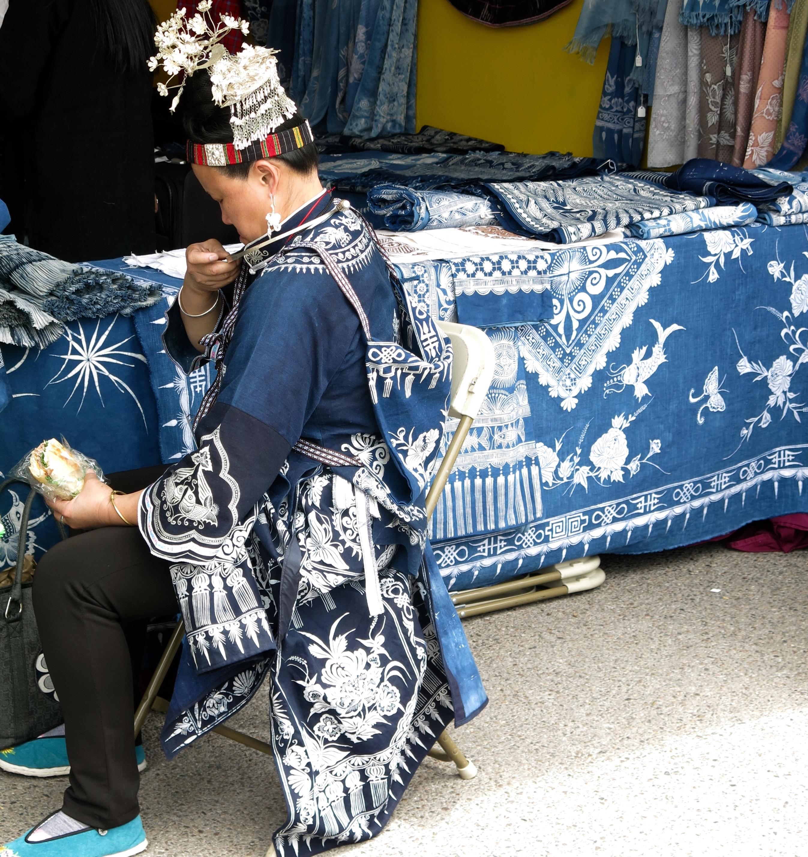 Santa Fe International Folk Art Market Eco Fashion Talk