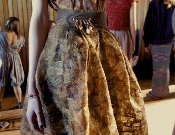 Wild Silk Markets Eco Fashion Talk