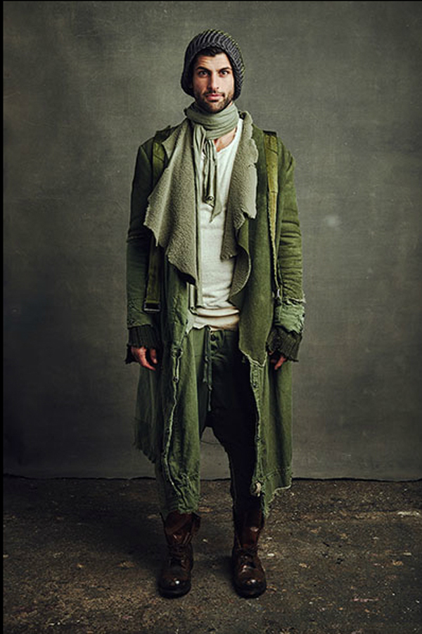 Greg Lauren Eco Fashion Talk