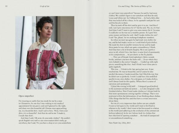 Featured Book Craft Of Use Eco Fashion Talk