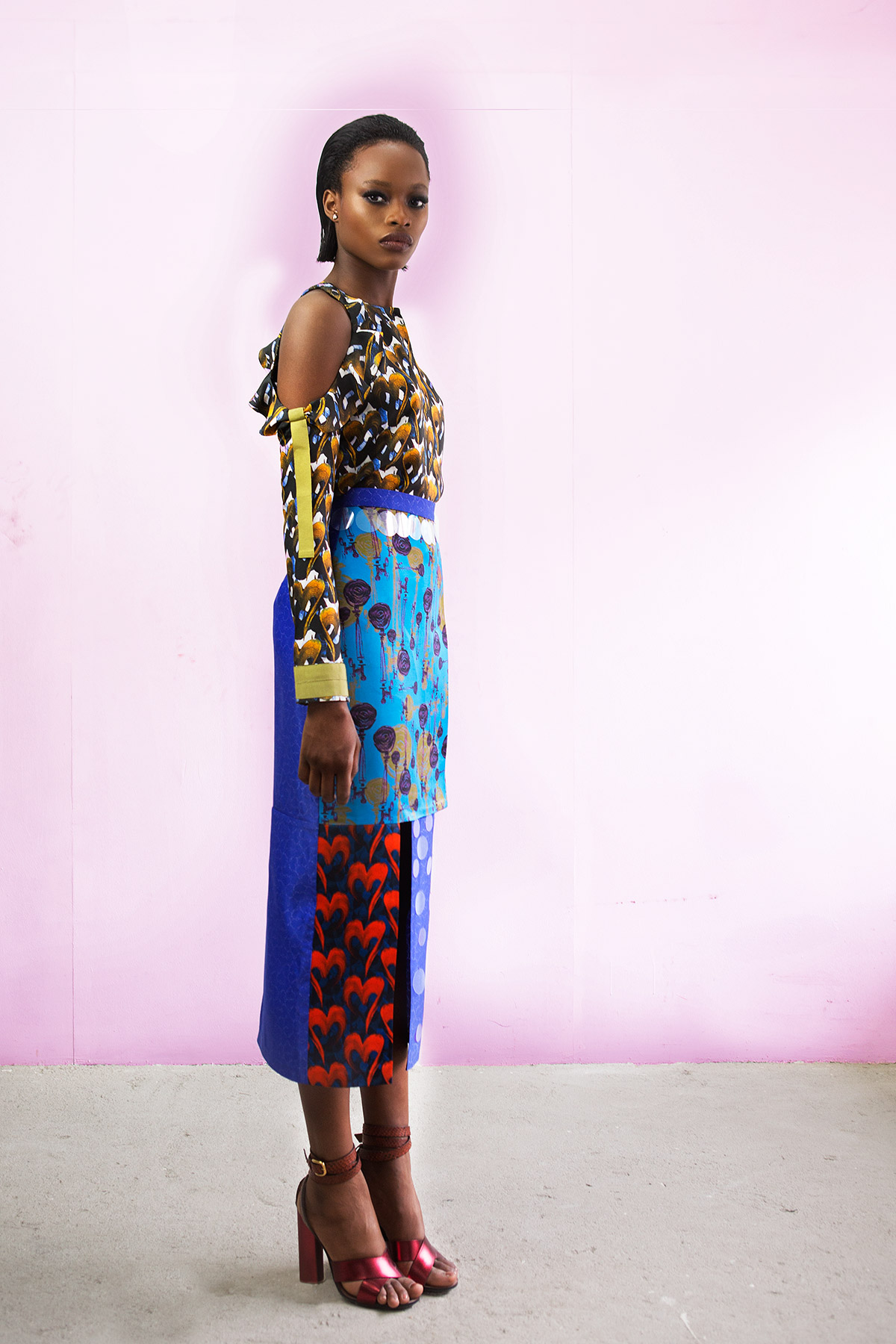 Lisa Folawiyo Eco Fashion Talk