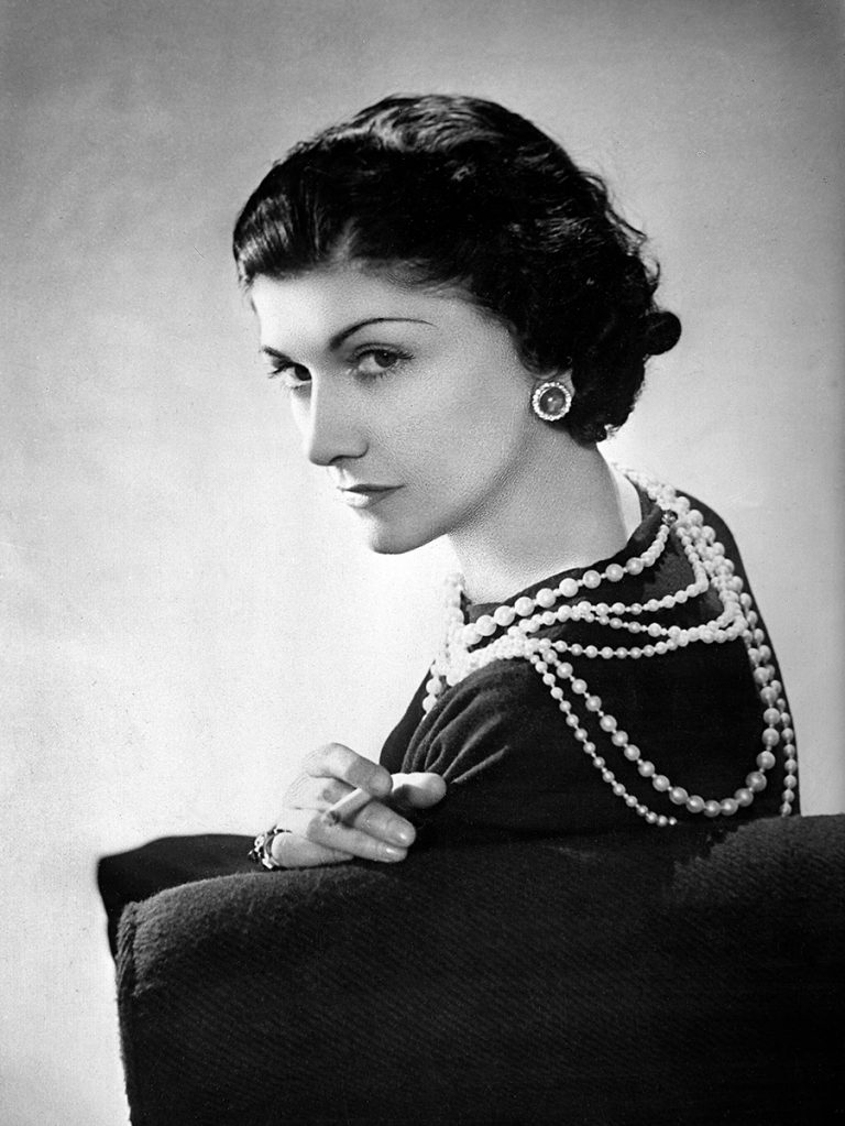 the fashion celebrity status of coco chanel history essay As mademoiselle privé opens at the saatchi gallery we look at how coco chanel changed fashion forever show the ultimate status symbols and coco's.
