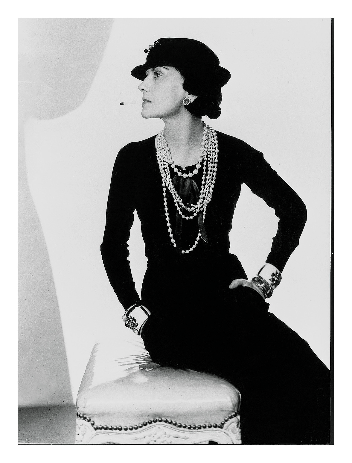 business of fashion history gabrielle coco chanel eco fashion talk. Black Bedroom Furniture Sets. Home Design Ideas