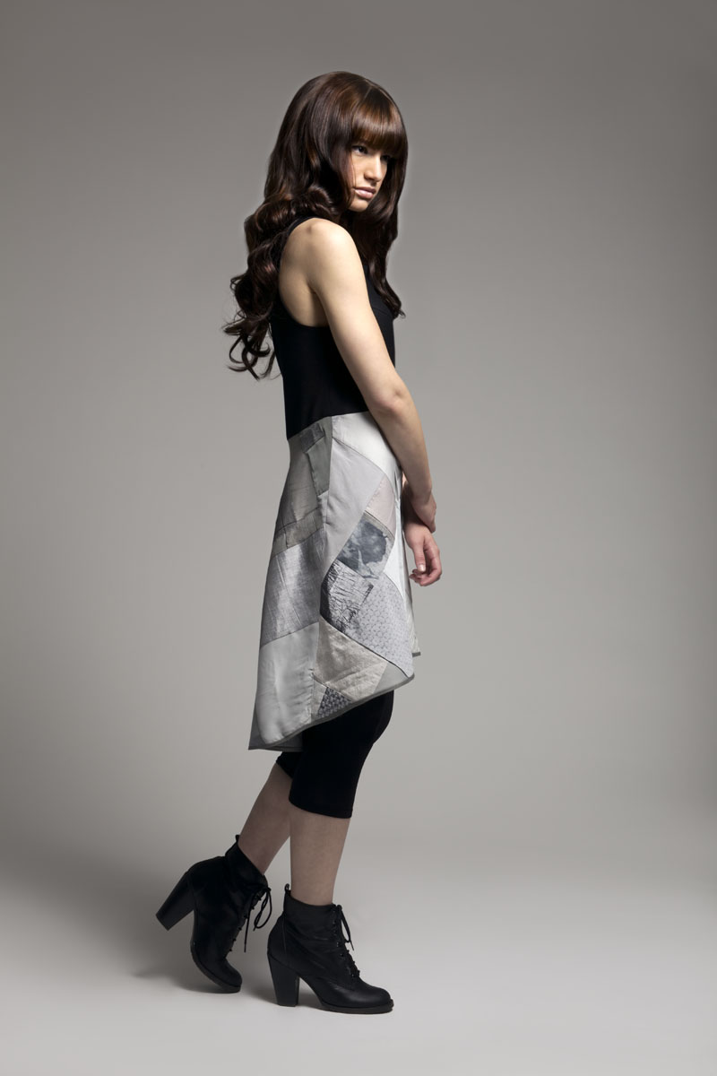 Images of clothing line Piece by Piece