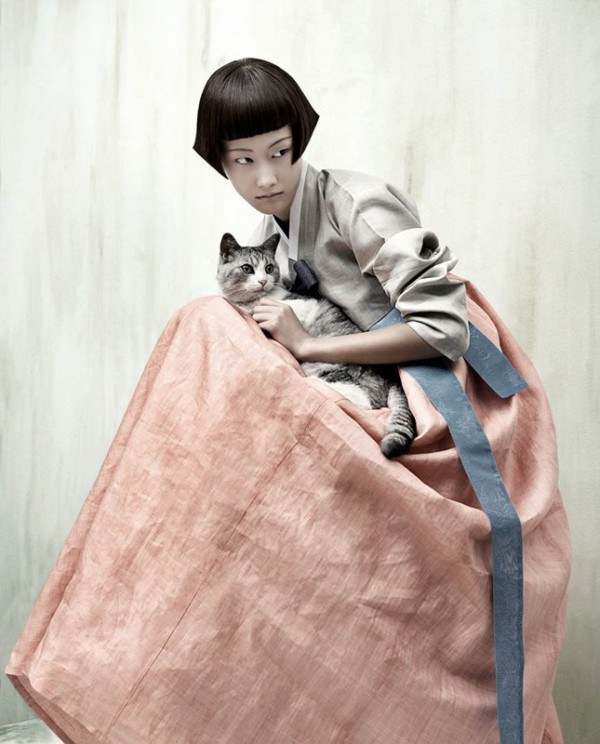 Kim Kyung Soo for Vogue Korea8