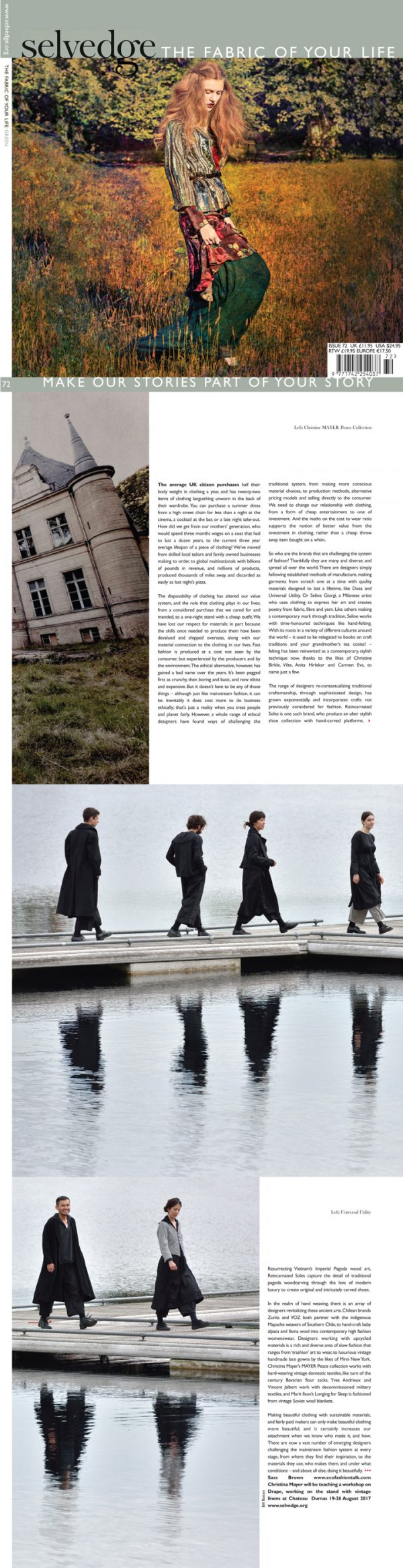 SelvedgeMagazineIssue72Aug16